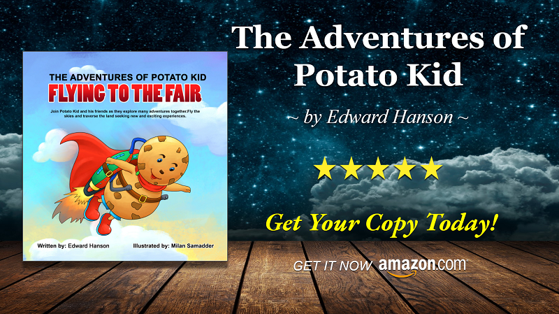The Adventures of Potato Kid